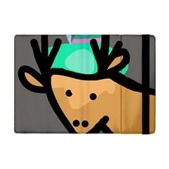 Deer Apple iPad Mini Flip Case