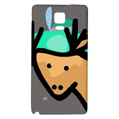Deer Galaxy Note 4 Back Case