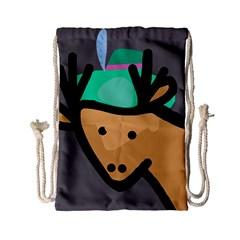 Deer Drawstring Bag (Small)
