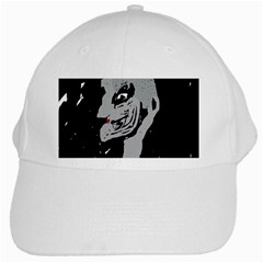 Horror White Cap