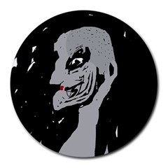 Horror Round Mousepads