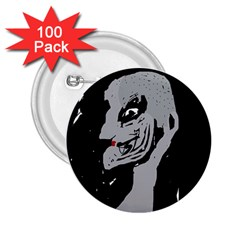 Horror 2.25  Buttons (100 pack)