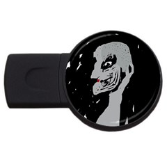 Horror USB Flash Drive Round (2 GB)