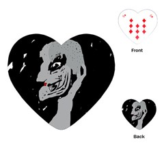 Horror Playing Cards (Heart)