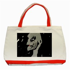 Horror Classic Tote Bag (Red)