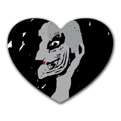 Horror Heart Mousepads