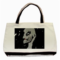 Horror Basic Tote Bag (Two Sides)