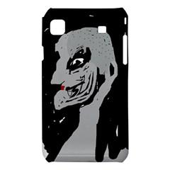 Horror Samsung Galaxy S i9008 Hardshell Case