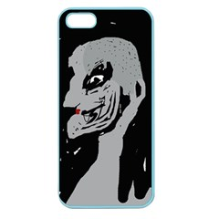 Horror Apple Seamless iPhone 5 Case (Color)