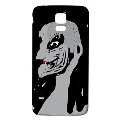 Horror Samsung Galaxy S5 Back Case (White)