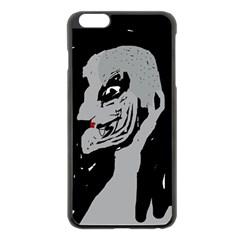 Horror Apple iPhone 6 Plus/6S Plus Black Enamel Case