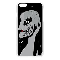 Horror Apple Seamless iPhone 6 Plus/6S Plus Case (Transparent)