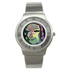 Lady Stainless Steel Watch