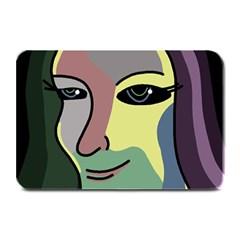 Lady Plate Mats
