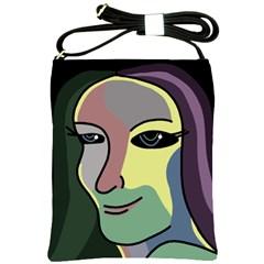 Lady Shoulder Sling Bags
