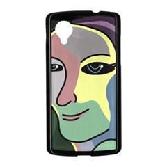 Lady Nexus 5 Case (Black)