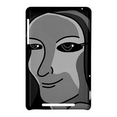 Lady - gray Nexus 7 (2012)
