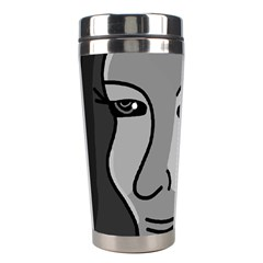 Lady - gray Stainless Steel Travel Tumblers