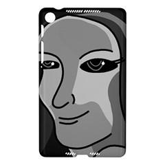 Lady - gray Nexus 7 (2013)