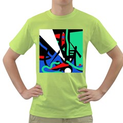 Find me Green T-Shirt