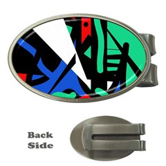 Find me Money Clips (Oval)