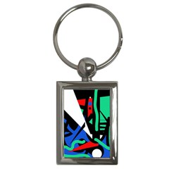 Find me Key Chains (Rectangle)