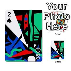 Find me Playing Cards 54 Designs