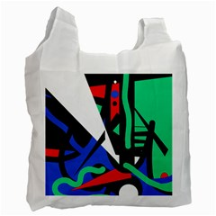 Find me Recycle Bag (One Side)