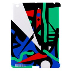 Find me Apple iPad 3/4 Hardshell Case (Compatible with Smart Cover)