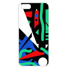 Find me Apple iPhone 5 Seamless Case (White)