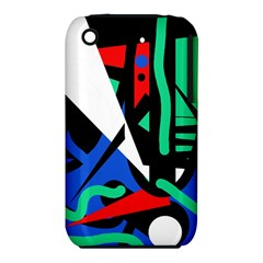 Find me Apple iPhone 3G/3GS Hardshell Case (PC+Silicone)