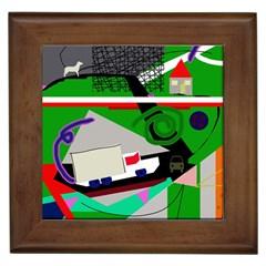 Trip Framed Tiles
