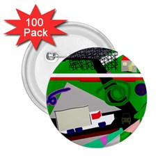 Trip 2.25  Buttons (100 pack)