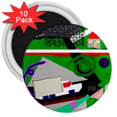 Trip 3  Magnets (10 pack)