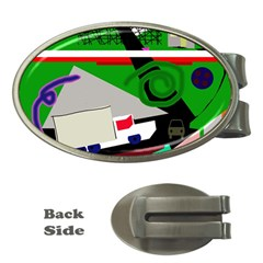 Trip Money Clips (Oval)