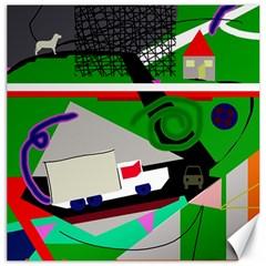Trip Canvas 12  x 12