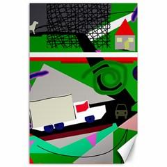 Trip Canvas 24  x 36