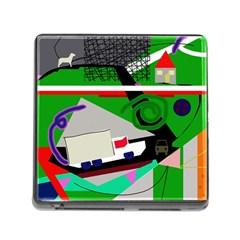 Trip Memory Card Reader (Square)