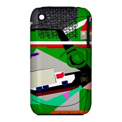 Trip Apple iPhone 3G/3GS Hardshell Case (PC+Silicone)