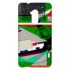 Trip HTC One Max (T6) Hardshell Case