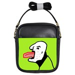 Protrusion  Girls Sling Bags Front