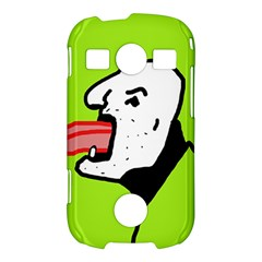 Protrusion  Samsung Galaxy S7710 Xcover 2 Hardshell Case