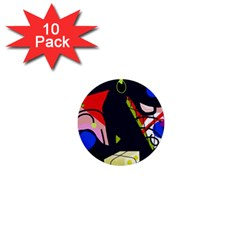 Gift 1  Mini Buttons (10 pack)