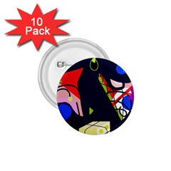 Gift 1.75  Buttons (10 pack)