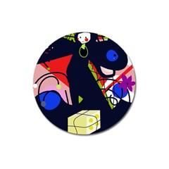 Gift Magnet 3  (Round)