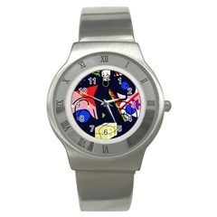 Gift Stainless Steel Watch