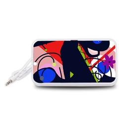 Gift Portable Speaker (White)