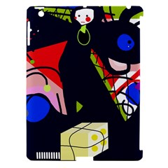 Gift Apple iPad 3/4 Hardshell Case (Compatible with Smart Cover)