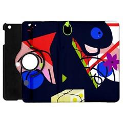 Gift Apple iPad Mini Flip 360 Case