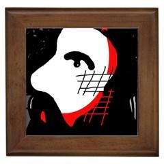 Revolution Framed Tiles